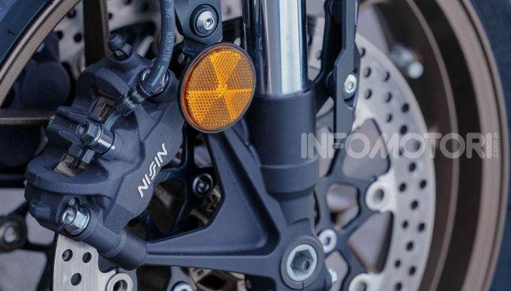 Prova su strada Honda CB650R e CBR650R 2019, caratteristiche, prezzi ed opinioni - Foto 8 di 78