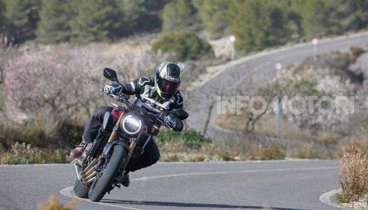 Prova su strada Honda CB650R e CBR650R 2019, caratteristiche, prezzi ed opinioni - Foto 29 di 78