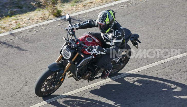 Prova su strada Honda CB650R e CBR650R 2019, caratteristiche, prezzi ed opinioni - Foto 36 di 78