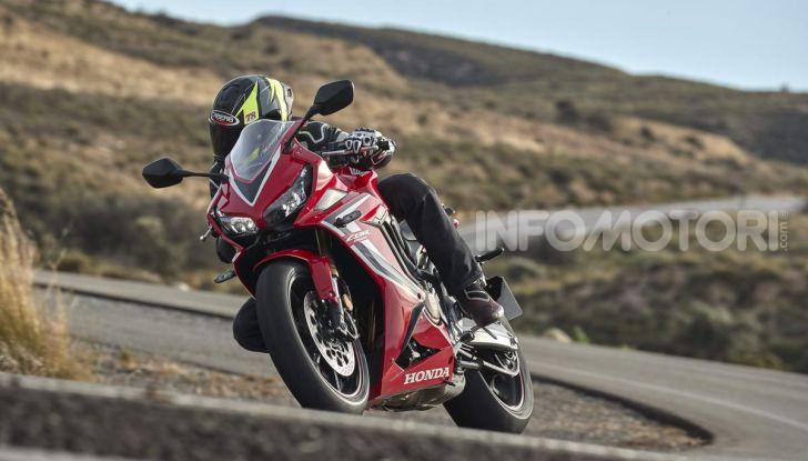 Prova su strada Honda CB650R e CBR650R 2019, caratteristiche, prezzi ed opinioni - Foto 78 di 78