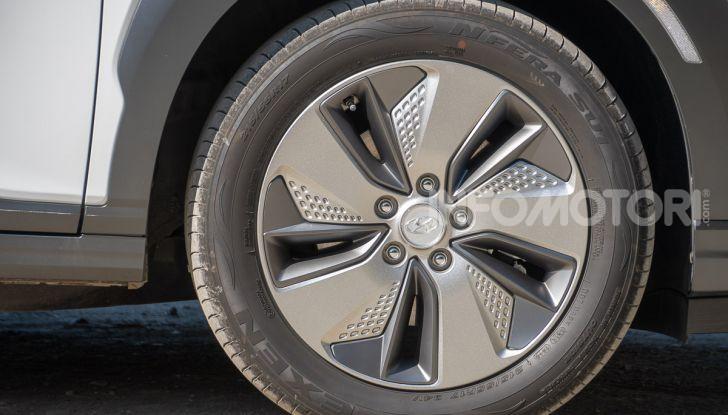 Hyundai Kona Electric: il suo valore residuo cresce del 6,4% - Foto 19 di 46