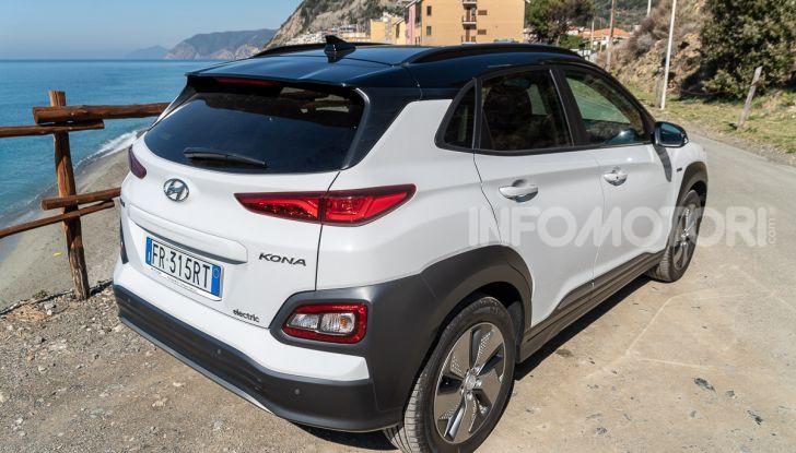 Hyundai Kona Electric: il suo valore residuo cresce del 6,4% - Foto 24 di 46