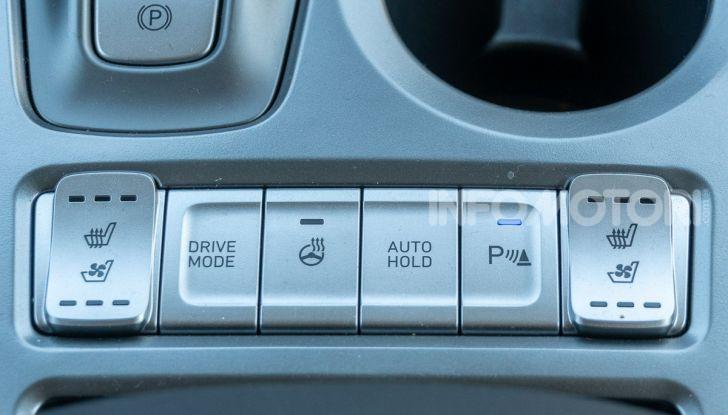 Hyundai Kona Electric: il suo valore residuo cresce del 6,4% - Foto 39 di 46