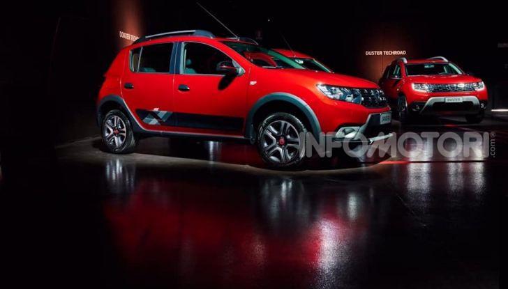 Dacia Serie Speciale Techroad disponibile su tutta la gamma - Foto 7 di 15