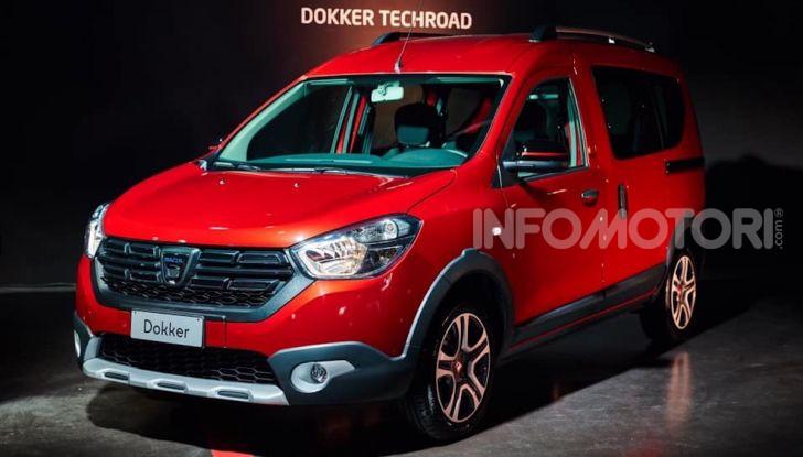 Dacia Serie Speciale Techroad disponibile su tutta la gamma - Foto 8 di 15