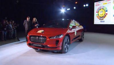 Jaguar I-Pace è Auto dell'Anno 2019