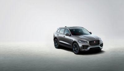 Jaguar F-Pace si fa in due: ecco le versioni 300 Sport e Chequered Flag