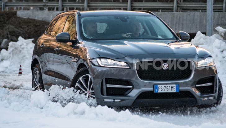 Jaguar F-Pace: tutte le novità della versione 2019 - Foto 10 di 32