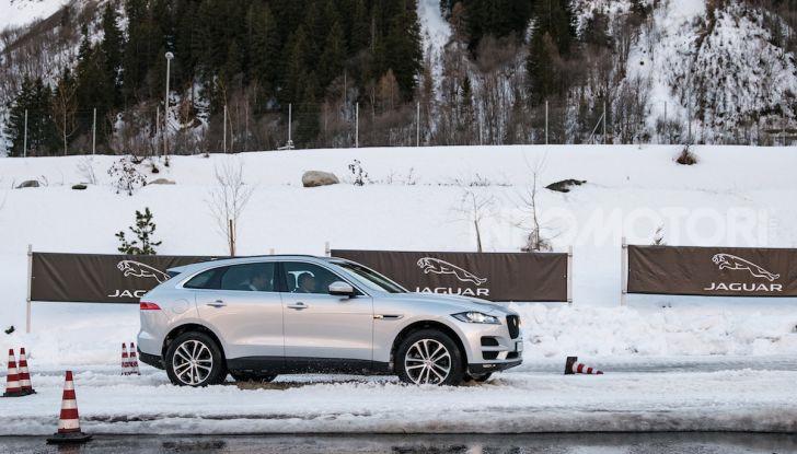Jaguar F-Pace: tutte le novità della versione 2019 - Foto 11 di 32