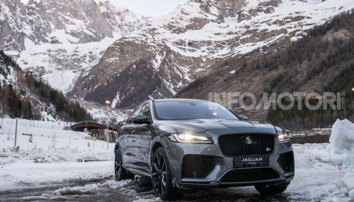 Jaguar F-Pace: tutte le novità della versione 2019 - Foto 18 di 32