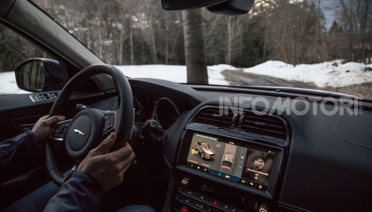 Jaguar F-Pace: tutte le novità della versione 2019 - Foto 28 di 32