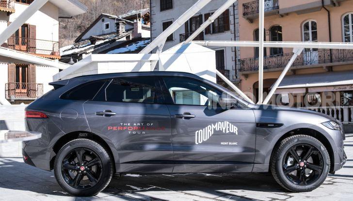Jaguar F-Pace: tutte le novità della versione 2019 - Foto 3 di 32