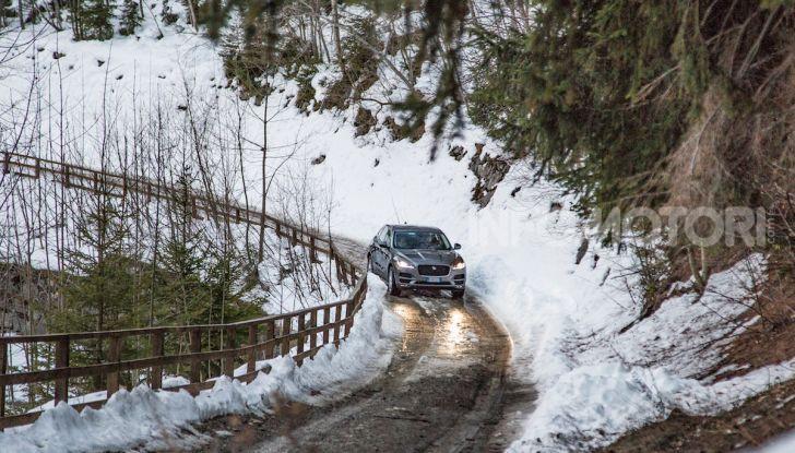 Jaguar F-Pace: tutte le novità della versione 2019 - Foto 31 di 32