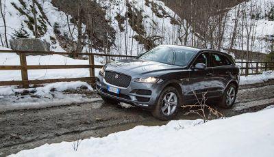 Jaguar F-Pace: tutte le novità della versione 2019