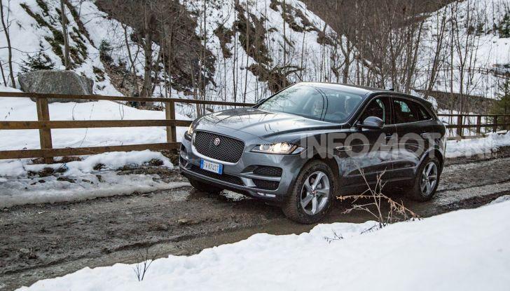 Jaguar F-Pace: tutte le novità della versione 2019 - Foto 32 di 32