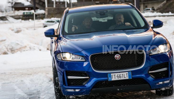 Jaguar F-Pace: tutte le novità della versione 2019 - Foto 7 di 32