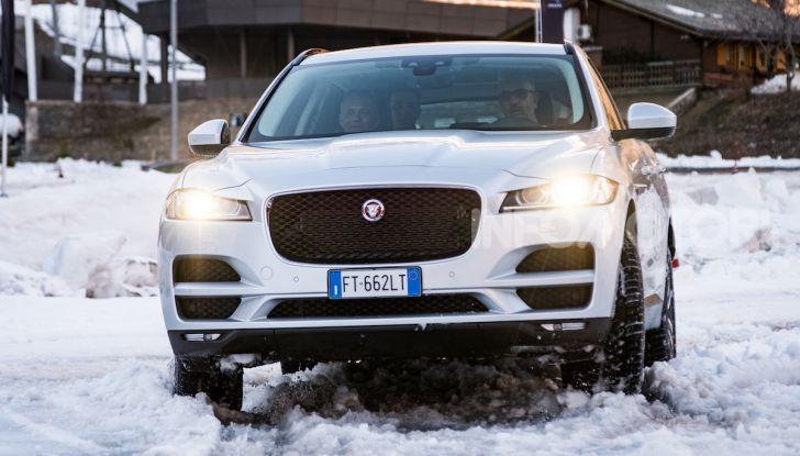 Jaguar F-Pace: tutte le novità della versione 2019 - Foto 8 di 32