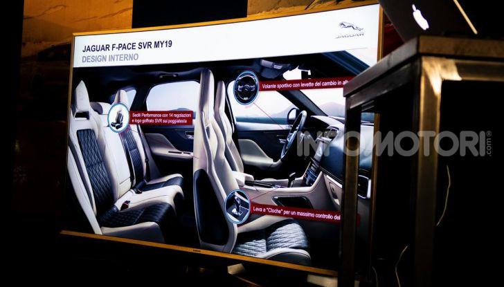 Prova Jaguar F-Pace 2019: caratteristiche, opinione e prezzi del SUV Premium - Foto 14 di 22