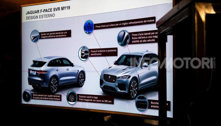 Prova Jaguar F-Pace 2019: caratteristiche, opinione e prezzi del SUV Premium - Foto 15 di 22