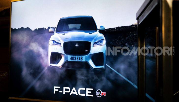 Prova Jaguar F-Pace 2019: caratteristiche, opinione e prezzi del SUV Premium - Foto 16 di 22