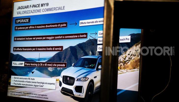 Prova Jaguar F-Pace 2019: caratteristiche, opinione e prezzi del SUV Premium - Foto 17 di 22