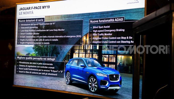 Prova Jaguar F-Pace 2019: caratteristiche, opinione e prezzi del SUV Premium - Foto 18 di 22