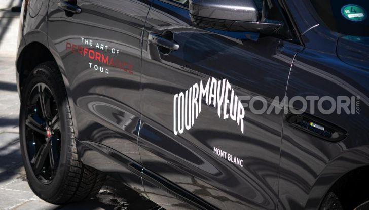 Prova Jaguar F-Pace 2019: caratteristiche, opinione e prezzi del SUV Premium - Foto 21 di 22
