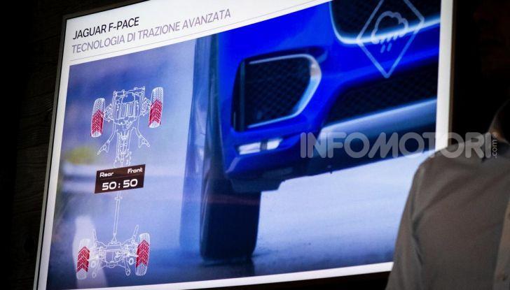 Prova Jaguar F-Pace 2019: caratteristiche, opinione e prezzi del SUV Premium - Foto 12 di 22