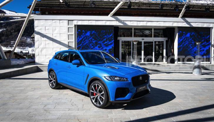 Prova Jaguar F-Pace 2019: caratteristiche, opinione e prezzi del SUV Premium - Foto 9 di 22