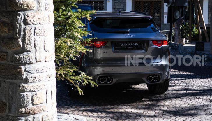 Prova Jaguar F-Pace 2019: caratteristiche, opinione e prezzi del SUV Premium - Foto 8 di 22