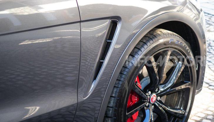 Prova Jaguar F-Pace 2019: caratteristiche, opinione e prezzi del SUV Premium - Foto 6 di 22