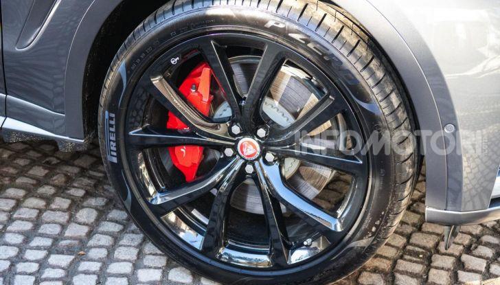 Prova Jaguar F-Pace 2019: caratteristiche, opinione e prezzi del SUV Premium - Foto 4 di 22