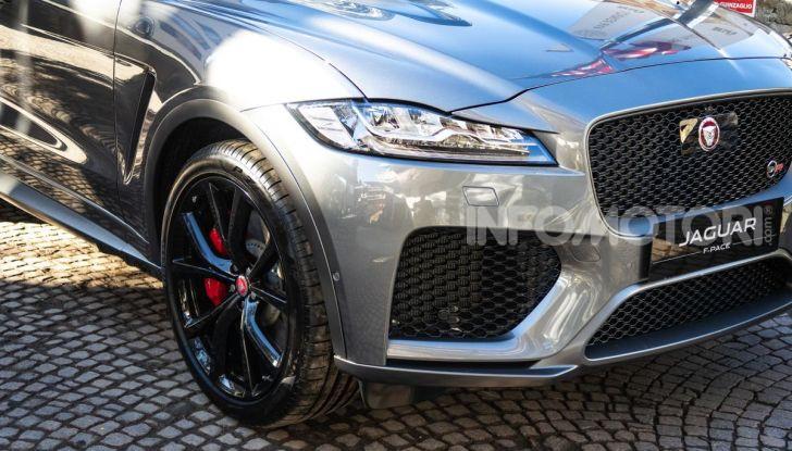 Prova Jaguar F-Pace 2019: caratteristiche, opinione e prezzi del SUV Premium - Foto 3 di 22