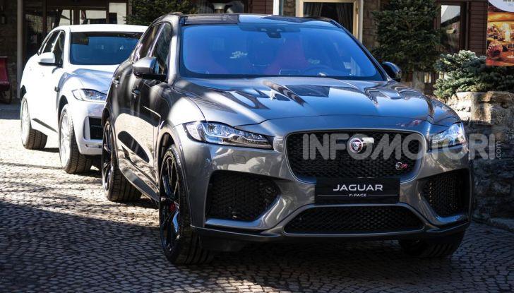 Prova Jaguar F-Pace 2019: caratteristiche, opinione e prezzi del SUV Premium - Foto 2 di 22