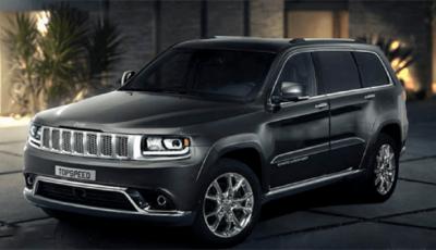 Jeep: tornano Wagoneer e Grand Wagoneer