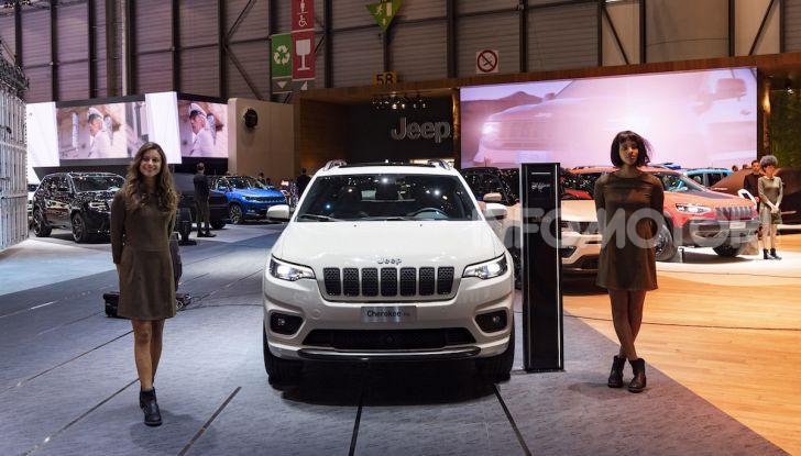 Jeep Renegade e Compass PHEV con tecnologia ibrida plug-in - Foto 10 di 12