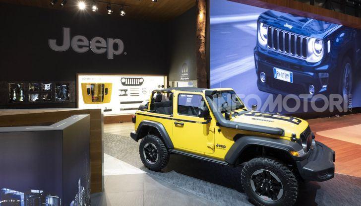 Jeep Renegade e Compass PHEV con tecnologia ibrida plug-in - Foto 11 di 12