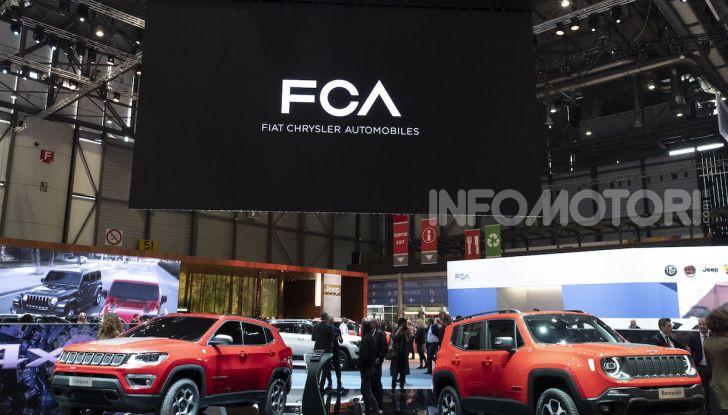 Jeep Renegade e Compass PHEV con tecnologia ibrida plug-in - Foto 2 di 12