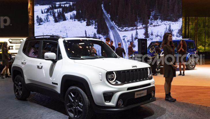 Jeep Renegade e Compass PHEV con tecnologia ibrida plug-in - Foto 3 di 12