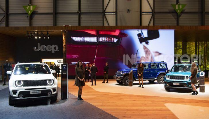 Jeep Renegade e Compass PHEV con tecnologia ibrida plug-in - Foto 7 di 12
