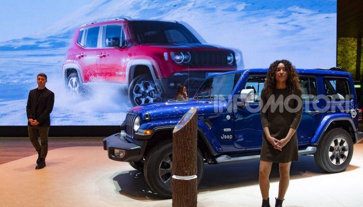 Jeep Renegade e Compass PHEV con tecnologia ibrida plug-in - Foto 9 di 12