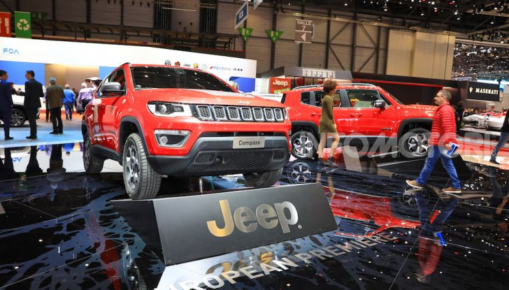 Jeep Compass e Renegade 4Xe: al via le ordinazioni - Foto 1 di 28