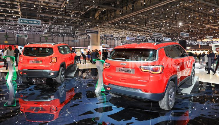 Jeep Compass e Renegade 4Xe: al via le ordinazioni - Foto 15 di 28