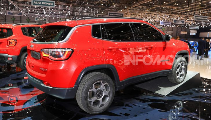 Jeep Compass e Renegade 4Xe: al via le ordinazioni - Foto 2 di 28