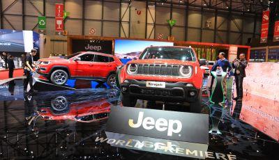 Jeep Compass e Renegade 4Xe: al via le ordinazioni
