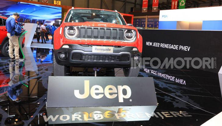 Jeep Compass e Renegade 4Xe: al via le ordinazioni - Foto 17 di 28