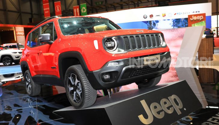 Jeep Compass e Renegade 4Xe: al via le ordinazioni - Foto 6 di 28