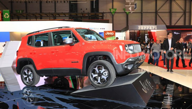 Jeep Compass e Renegade 4Xe: al via le ordinazioni - Foto 18 di 28