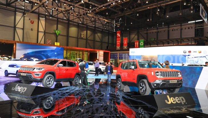 Jeep Compass e Renegade 4Xe: al via le ordinazioni - Foto 19 di 28