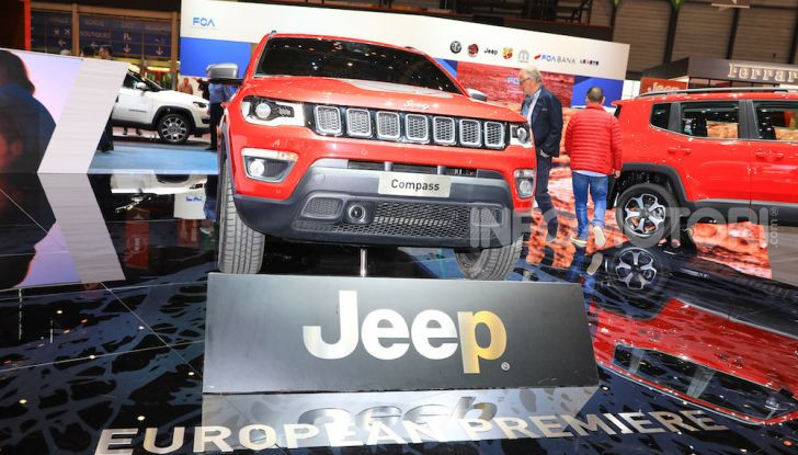Jeep Compass e Renegade 4Xe: al via le ordinazioni - Foto 3 di 28
